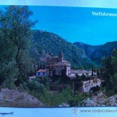 Postales: MALLORCA, VALLDEMOSA, LA CARTUJA. PALMA EDICIONES N° 2710, 1979. Lote 24262894