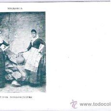 Postales: MALLORCA- TIPOS MALLORQUINES -68- JOSE TOUS- (5057). Lote 24280363
