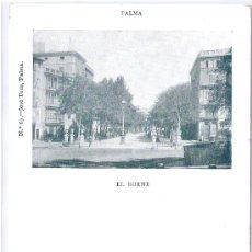 Postales: PALMA - EL BORNE -69- JOSE TOUS (5058). Lote 24280381