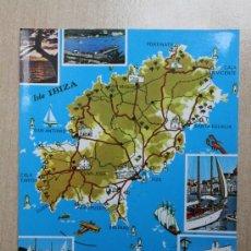Postales: POSTAL DE IBIZA. ISLAS BALEARES. Lote 24312436
