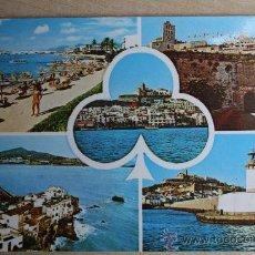 Postales: POSTAL DE IBIZA. ISLAS BALEARES. Lote 24312492
