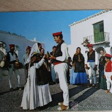 Postales: POSTAL ANTIGUA DE IBIZA. ISLAS BALEARES. Lote 24312543