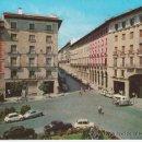 Postales: PLAZA PIO XII. INTERESANTES VEHICULOS, BUS,SEAT ETC..MAS COLECCIONISMO EN RASTRILLOPORTOBELLO. Lote 24452445