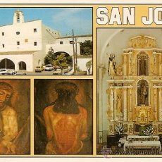 Postales: SAN JOSE IGLESIA IBIZA - COFIBA DISTRIBUCIONES Nº 1684 - SIN CIRCULAR. Lote 24635446