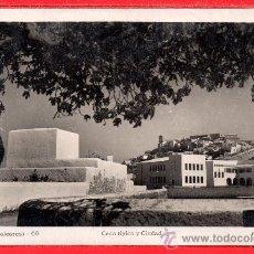 Postales: BONITA POSTAL DE IBIZA BALEARES Nº 60 EDICION VIÑETS CIRCULADA EL 10 - 10 - 55. Lote 25120916