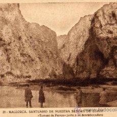 Postkarten - MALLORCA Nº 20 SANTUARIO DE NUESTRA SEÑORA DE LLUCH TORRENT DE PAREYS SIN CIRCULAR - 25710054