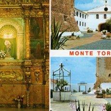 Postales: MENORCA Nº 606 SANTUARIO DE NUESTRA SEÑORA DE MONTE TORO NUEVA SIN CIRCULAR. Lote 26269359