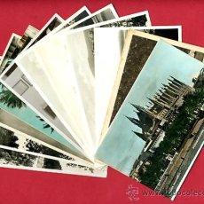 Postales: LOTE DE 46 POSTALES DE MALLORCA Y BALEARES , ORIGINALES, ANTIGUAS , VER FOTOS ADICIONALES. Lote 26745831