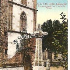 Postales: POSTAL DE SOLLER (MALLORCA) DE A. TOLDRÁ VIAZO. Lote 27701907