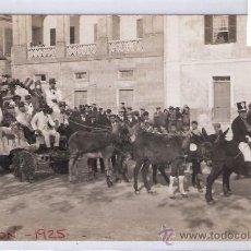 Postales: MAHON - AÑO 1925 - POSTAL FOTOGRAFICA - ( 7510). Lote 28272164