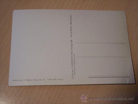 Postales: PALMA DE MALLORCA (LA CATEDRAL DESDE EL TERRENO) ZERKOWITZ - Foto 2 - 28527550