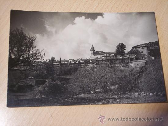 MALLORCA - VALLDEMOSA (LA CARTUJA) SIN CIRCULAR (Postales - España - Baleares Moderna (desde 1.940))