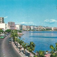 Cartoline: POE1 07158 PALMA DE MALLORCA BALEARES ( AÑO 1966 ). Lote 28537134