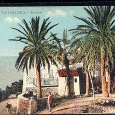 Postales: TARJETA POSTAL DE PALMA DE MALLORCA. MIRAMAR. Lote 28560608