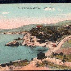 Postales: TARJETA POSTAL DE PALMA DE MALLORCA. CALA MAYOR. Lote 28560686