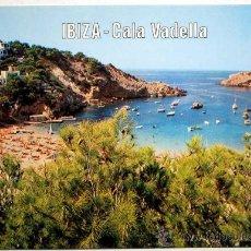 Postales: IBIZA. ISLA BLANCA. CALA VADELLA.. Lote 29021844
