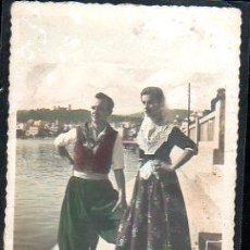 Postales: TARJETA POSTAL DE MALLORCA - TIPOS MALLORQUINES. EDICION ARRIBAS. Lote 29034367