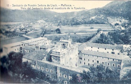 Postales: MALLORCA - NTRA.SRA. LUCH-BLOCK INCOMPLETO 22 POST.-FALTAN 2 POST.- VER FOTOS ADICIONALES -(B-96) - Foto 12 - 29137354