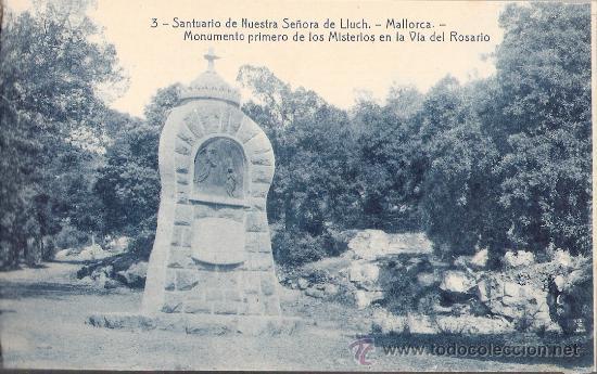 Postales: MALLORCA - NTRA.SRA. LUCH-BLOCK INCOMPLETO 22 POST.-FALTAN 2 POST.- VER FOTOS ADICIONALES -(B-96) - Foto 4 - 29137354