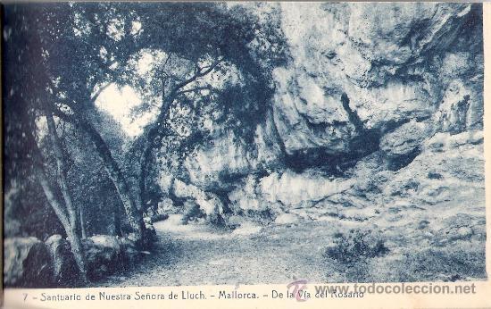 Postales: MALLORCA - NTRA.SRA. LUCH-BLOCK INCOMPLETO 22 POST.-FALTAN 2 POST.- VER FOTOS ADICIONALES -(B-96) - Foto 7 - 29137354