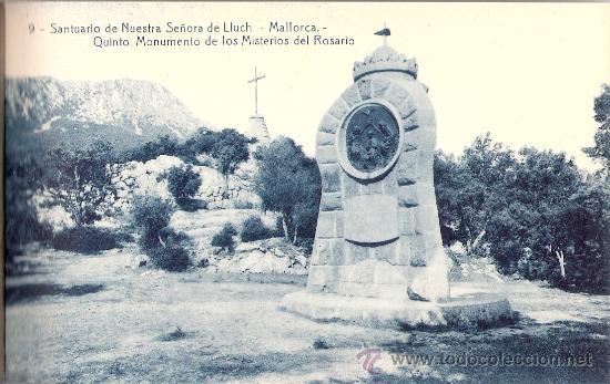 Postales: MALLORCA - NTRA.SRA. LUCH-BLOCK INCOMPLETO 22 POST.-FALTAN 2 POST.- VER FOTOS ADICIONALES -(B-96) - Foto 9 - 29137354