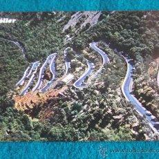 Postales: MALLORCA-D7-SOLLER-CARRETERA DEL COLL. Lote 29594527