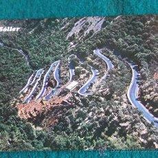 Postales: MALLORCA-D7-SOLLER-CARRETERA DEL COLL. Lote 29594531