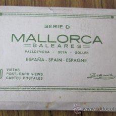 Postales: 10 POSTALES .. SOBRE ACORDEÓN .. MALLORCA. Lote 29919541