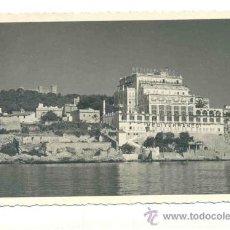 Postales: GRAN HOTEL MEDITERRANEO .. PALMA DE MALLORCA 1948. Lote 29957467