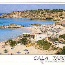 Postales: Nº 9543 IBIZA BALEARES CALA TARIDA. Lote 29998217