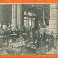 Postales: HOTEL CAFÉ RESTAURANT LA ALHAMBRA - PROPIETARIO JUAN PENSABENE - PALMA DE MALLORCA POSTAL ORIGINAL. Lote 30083395
