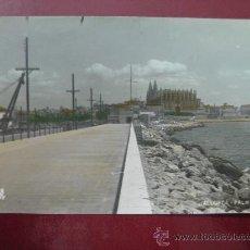 Postales: PALMA MALLORCA - LA RIBA - POSTAL FOTOGRAFICA. Lote 30274778