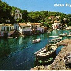 Postales: Nº 10238 MALLORCA SANTANYI CALA FIGUERA. Lote 30306505