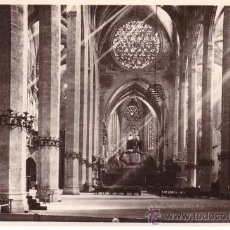 Postales: Nº 11671 CATEDRAL PUEDE SER MALLORCA. Lote 30340071