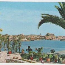 Cartes Postales: PALMA DE MALLORCA VISTA DESDE EL TERRENO - EDICIÓN CASA PLANAS - POSTAL. Lote 30525250