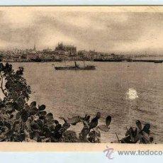 Postales: POSTAL PALMA DE MALLORCA VISTA GENERAL. Lote 30631060