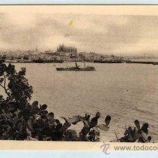 Postales: POSTAL PALMA DE MALLORCA VISTA GENERAL. Lote 30631082