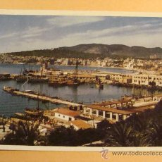 Postales: POSTAL DE PALMA MALLORCA, ISLAS BALEARES. AÑOS 40 - 50. EL TERRERO DESDE LA LONJA. 307. . Lote 30648592