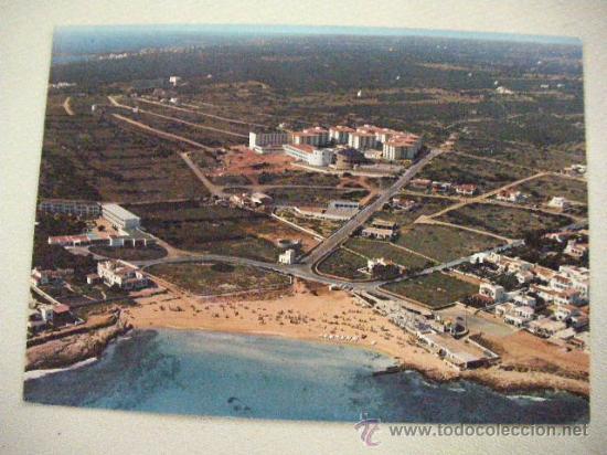 ANTIGUA POSTAL DE LA ISLA DE MENORCA - ENVIO GRATIS A ESPAÑA (Postales - España - Baleares Moderna (desde 1.940))