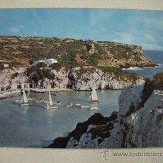 Postales: ANTIGUA POSTAL DE LA ISLA DE MENORCA - ENVIO GRATIS A ESPAÑA. Lote 30839401