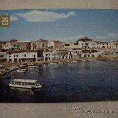 Postales: ANTIGUA POSTAL DE LA ISLA DE MENORCA - ENVIO GRATIS A ESPAÑA. Lote 30847210