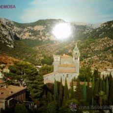 Postales: VALLDEMOSA - MALLORCA - LA CARTUJA - BOHIGAS 604. Lote 30913110