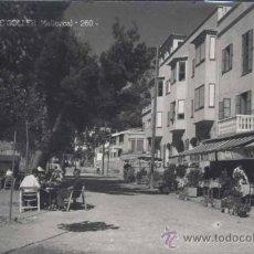 Cartes Postales: PUERTO DE SOLLER (MALLORCA).-. Lote 30919832