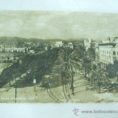 Postales: POSTAL PALMA DE MALLORCA - PASEO SAGRERA - ESCRITA Y CIRCULADA SIN SELLO - FECHADA 1956. Lote 31166733