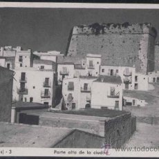 Postales: IBIZA (BALEARES).- PARTE ALTA DE LA CIUDAD.. Lote 31409734