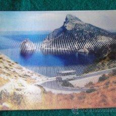 Postales: MALLORCA-BA2-NO ESCRITA-PALMA-ESTEREORAMA. Lote 31561573