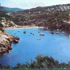 Postales: IBIZA-BA3-CIRCULADA-CALA VADELLA. Lote 31572052