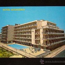 Postales: POSTAL 2068 HOTEL ALEJANDRÍA. EL ARENAL. MALLORCA. ED. COMERCIAL PALMA. BALEARES. . Lote 31717829