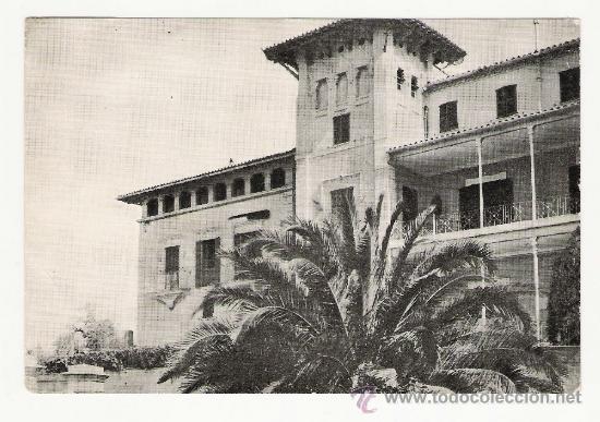 PALMA DE MALLORCA.-SON BONO.-CASA RESIDENCIA (Postales - España - Baleares Moderna (desde 1.940))