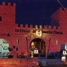 Postales: MENORCA Nº 159 CALA'N PORTER CASTILLO SANCHO PANZA BAR RESTAURANT ESCRITA CIRCULADA SELLO AÑOS 70. Lote 31967462